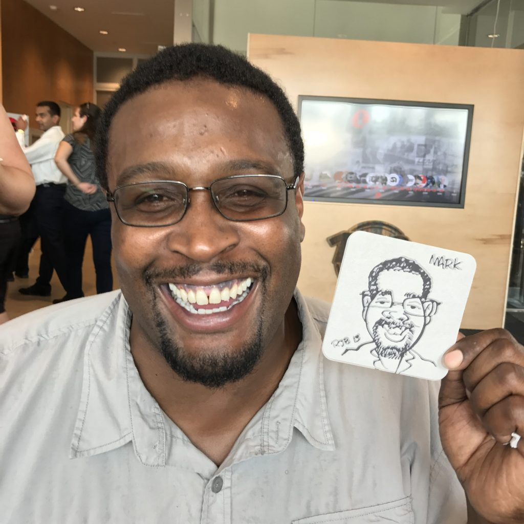 Caricature Coasters from Goofy Faces!