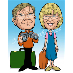 color carictures