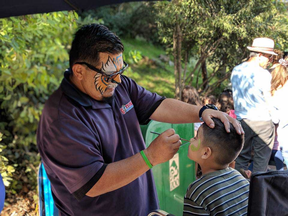 Event Face Painting