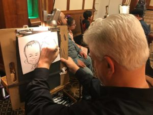 Caricature Etiquette - What Your Event Caricature Artist Wants You to Know