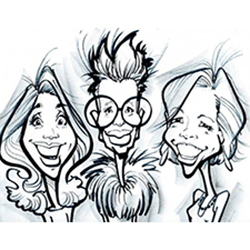 Goofy Faces Caricatures