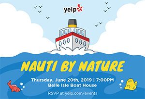 Nauti by Nature on Belle Isle