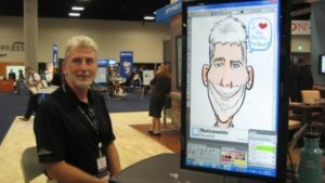 Why Have eSketches™ at Your Trade Show