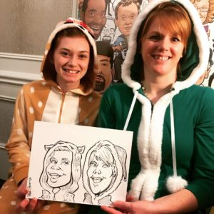 Four Tips For Hiring a Caricature Artist or Face Painter for Your Holiday Party