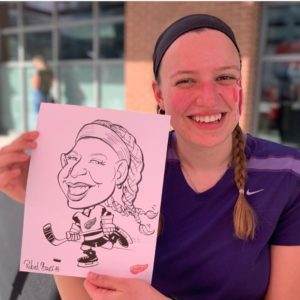 You Made it a Great Year for Goofy Faces Caricature Entertainment!