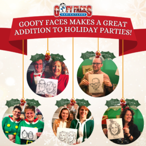 Invite us to your Holiday Party!