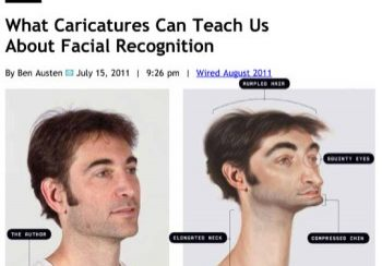 What Caricatures Can Teach Us About Facial Recognition | Magazin